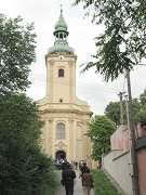 Kostel sv.Josefa ve slezské Ostravě