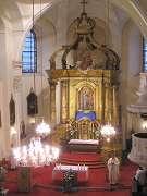 Poutní obraz panny marie karmelské